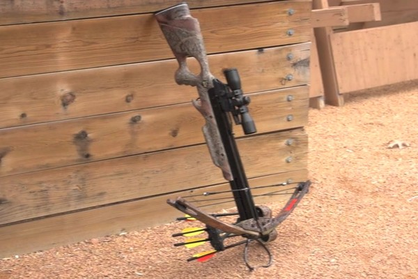Arrow Precision™ Inferno Blitz™ Crossbow - image 10 from the video