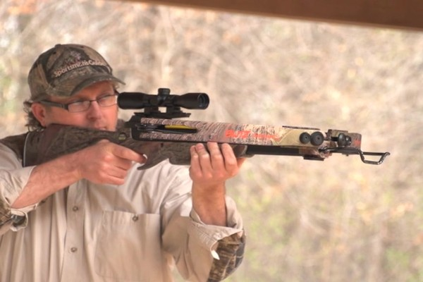 Arrow Precision™ Inferno Blitz™ Crossbow - image 2 from the video