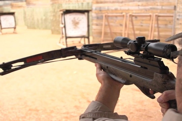 Arrow Precision™ Inferno Blitz™ Crossbow - image 8 from the video