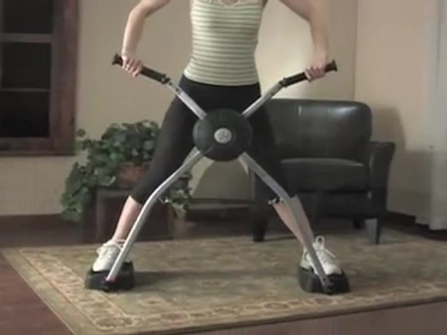 X - Slider™ Exercise System - image 10 from the video