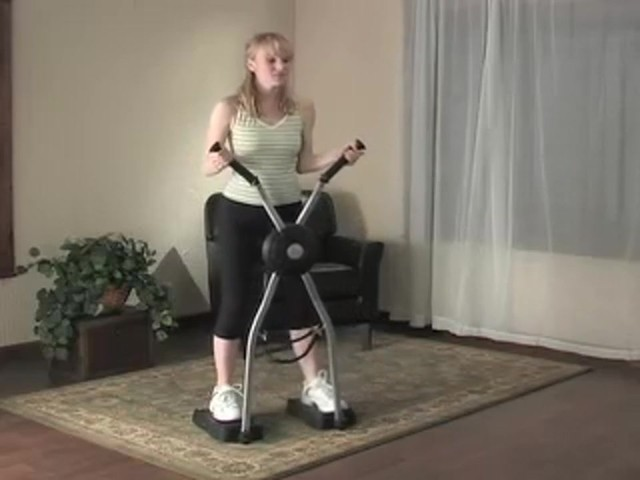 X - Slider™ Exercise System - image 2 from the video