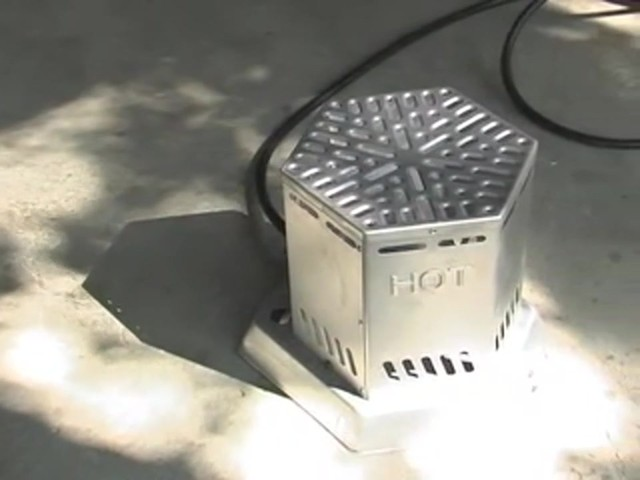 Guide Gear® 25000 BTU Propane Convection Heater - image 10 from the video