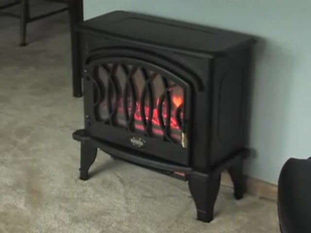 Guide Gear® Infrared Stove Heater - image 1 from the video