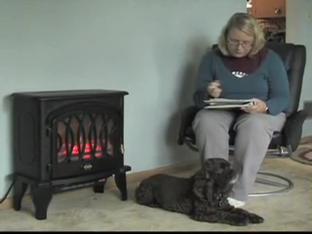 Guide Gear® Infrared Stove Heater - image 5 from the video