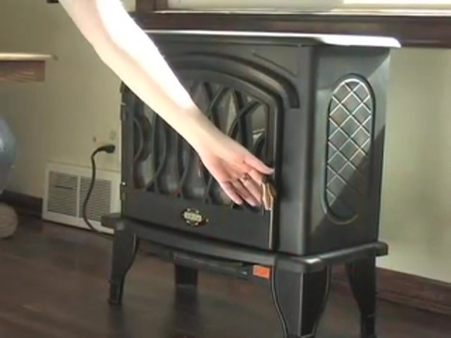 Guide Gear® Infrared Stove Heater - image 6 from the video