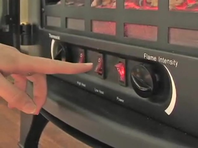 Guide Gear® Infrared Stove Heater - image 7 from the video