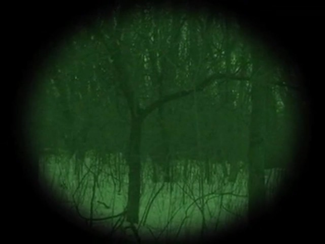 ATN® Night Scout 5X Gen 1  Night Vision Binoculars - image 1 from the video