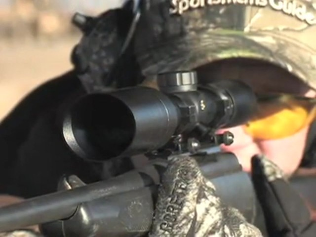 Rapid Reticle® 800 3 - 9x42 mm Military - issue Long - range Defense Scope  - image 1 from the video