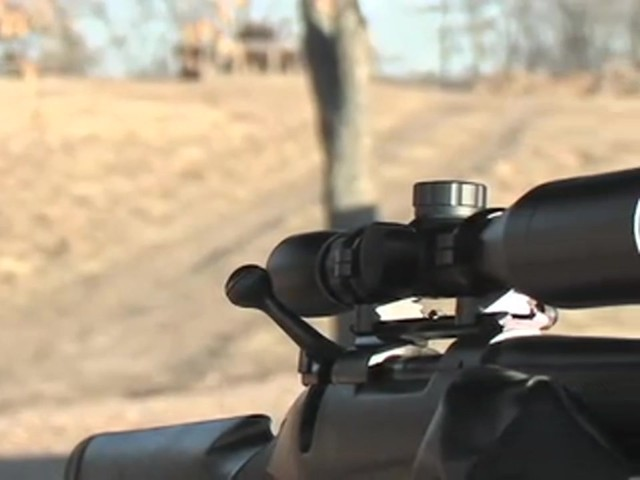 Rapid Reticle® 800 3 - 9x42 mm Military - issue Long - range Defense Scope  - image 10 from the video
