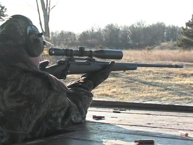 Rapid Reticle® 800 3 - 9x42 mm Military - issue Long - range Defense Scope  - image 2 from the video