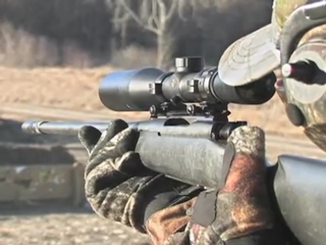 Rapid Reticle® 800 3 - 9x42 mm Military - issue Long - range Defense Scope  - image 4 from the video