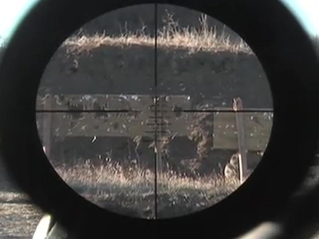 Rapid Reticle® 800 3 - 9x42 mm Military - issue Long - range Defense Scope  - image 7 from the video