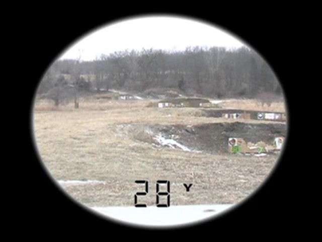 HALO 400 YARD RANGEFINDER      - image 5 from the video