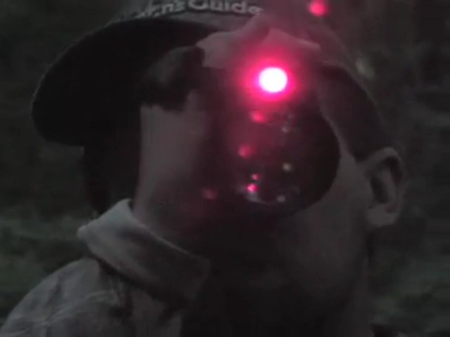 Luna Optics™ 5X Night Vision Monocular - image 4 from the video
