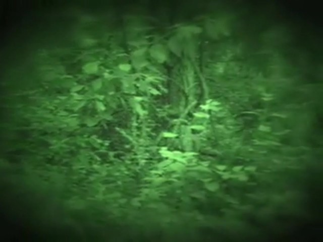 Luna Optics™ 5X Night Vision Monocular - image 5 from the video