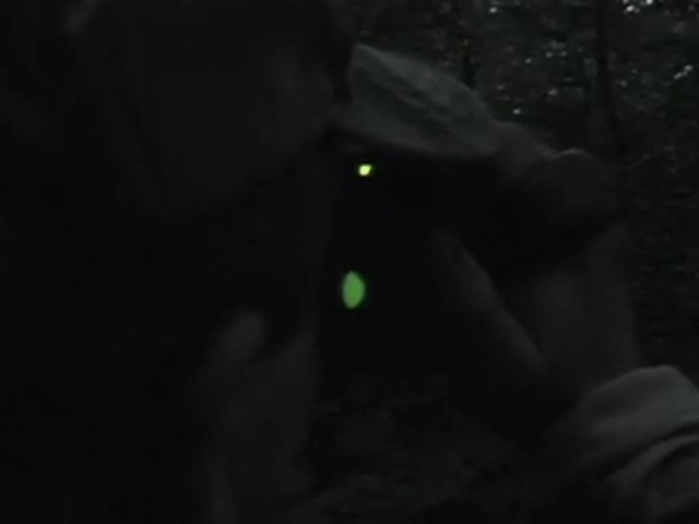 Luna Optics™ 5X Night Vision Monocular - image 6 from the video