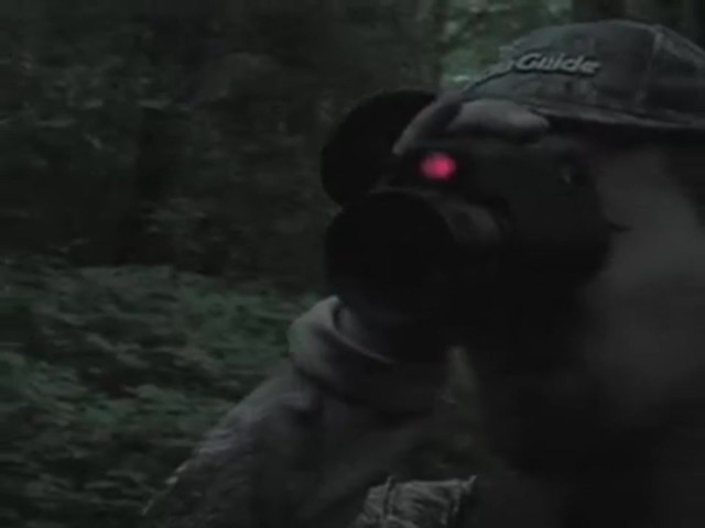 Luna Optics™ 5X Night Vision Monocular - image 7 from the video