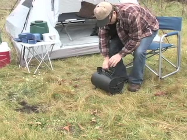 Great Northern Camp Stove - image 2 from the video