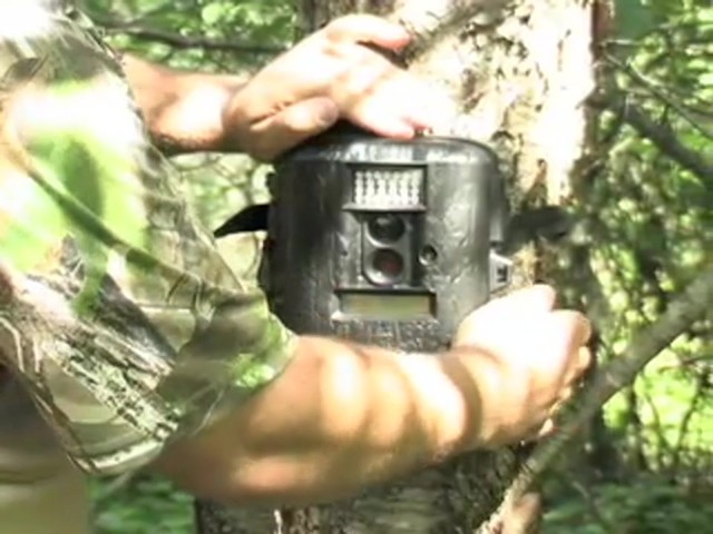 Moultrie® Game Spy™ D55IR 5 - megapixel Infrared Trail Camera - image 4 from the video