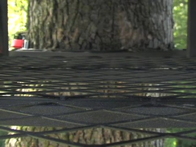 Rivers Edge® Opening Day™ Ladder Tree Stand - image 3 from the video