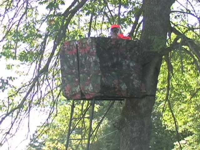 Rivers Edge® Opening Day™ Ladder Tree Stand - image 7 from the video