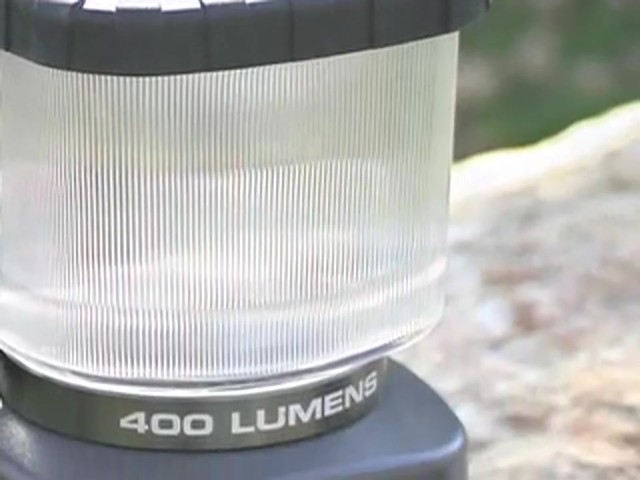 Guide Gear® 300 - lumen Remote - controlled LED Lantern - image 2 from the video