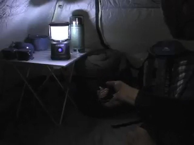 Guide Gear® 300 - lumen Remote - controlled LED Lantern - image 7 from the video