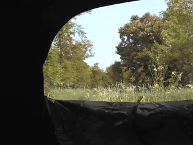Primos® Predator® Deception™ Excursion Camo Ground Blind  - image 7 from the video