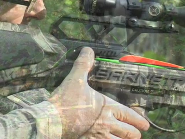 Barnett® Quad 400™ Crossbow Kit with 4x32 mm Multi - Reticle Scope - image 6 from the video