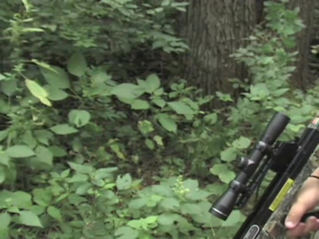 Carbon Express® X - Force™ 850 Pro Crossbow Kit - image 5 from the video