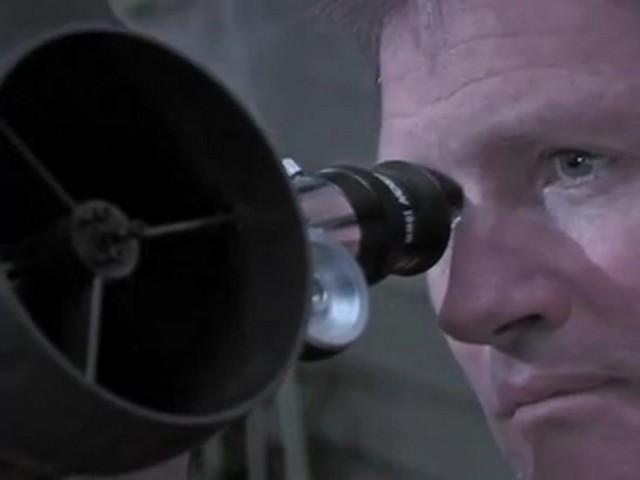 Celestron® AstroMaster 76EQ Telescope - image 5 from the video