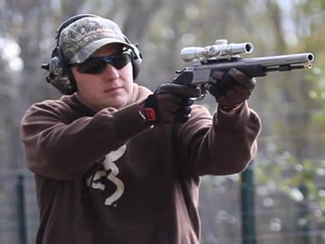 Optima™ .50 cal. Black Powder Pistol - image 1 from the video