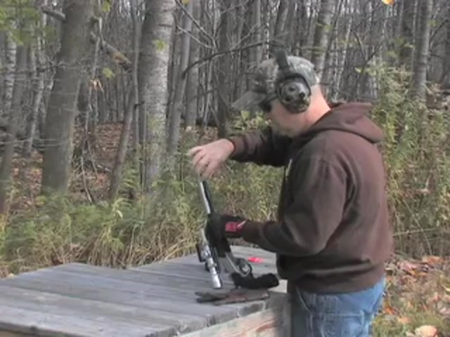 Optima™ .50 cal. Black Powder Pistol - image 3 from the video