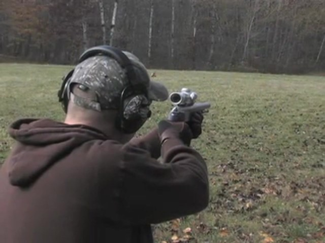 Optima™ .50 cal. Black Powder Pistol - image 5 from the video