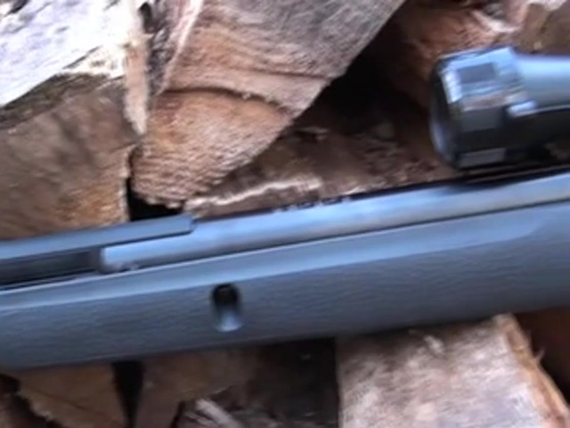 Gamo® Hornet .177 cal. Air Rifle Combo - image 1 from the video