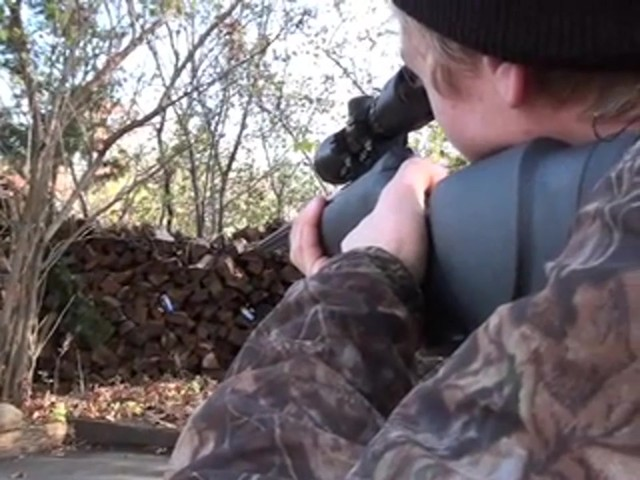 Gamo® Hornet .177 cal. Air Rifle Combo - image 6 from the video