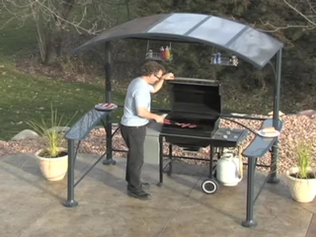 guide gear backyard grill gazebo web lawn patio gazebos