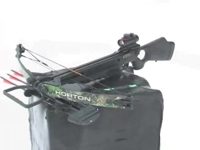 HORTON LEGEND 175 HD CROSSBOW  - image 10 from the video