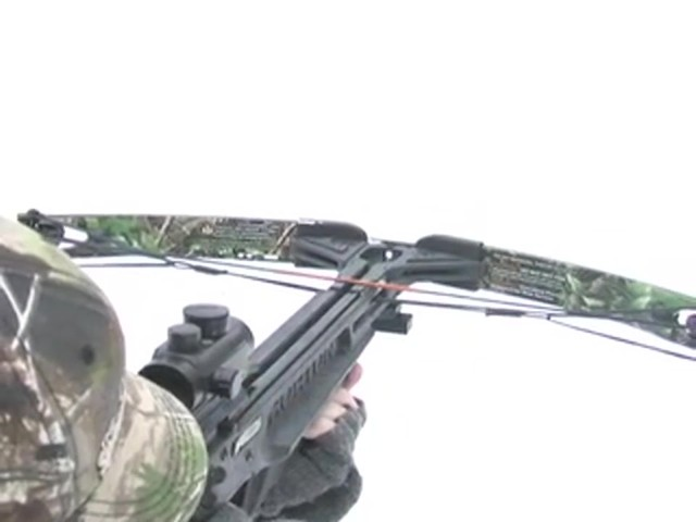 HORTON LEGEND 175 HD CROSSBOW  - image 2 from the video