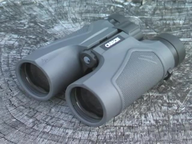 CARSON 3D 10X42 BINOCULAR      - image 10 from the video