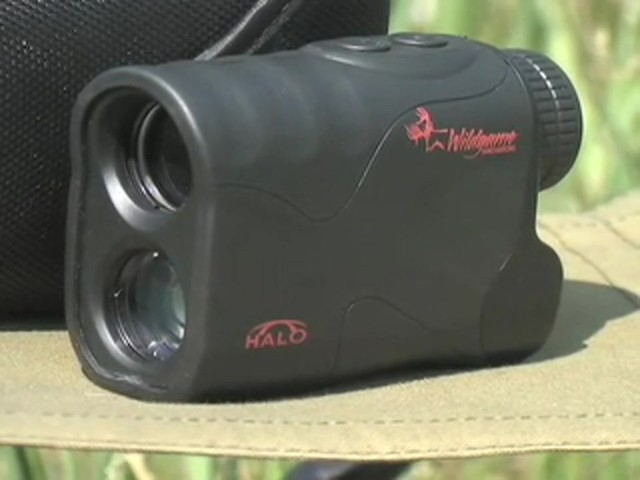 Wildgame Innovations® Halo™ Laser Range Finder - image 1 from the video