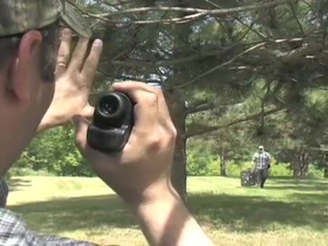 Wildgame Innovations® Halo™ Laser Range Finder - image 7 from the video
