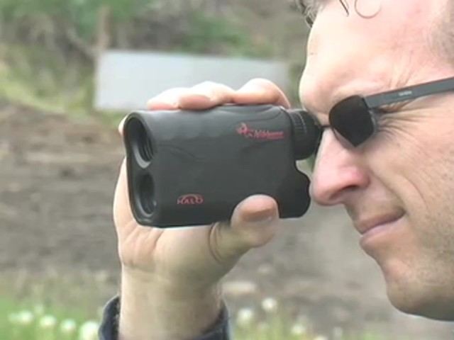 Wildgame Innovations® Halo™ Laser Range Finder - image 8 from the video