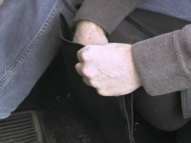 Browning® Tactical Seat Cover - image 4 from the video