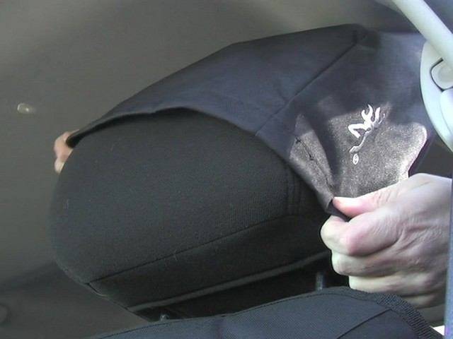 Browning® Tactical Seat Cover - image 6 from the video
