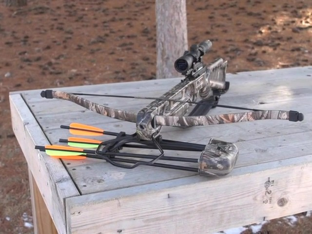 SA Sports® 175 - lb. Fever Crossbow Package - image 10 from the video