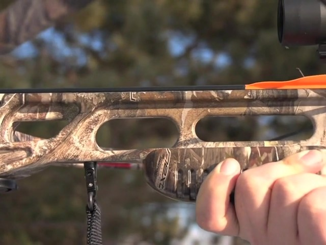 SA Sports® 175 - lb. Fever Crossbow Package - image 2 from the video