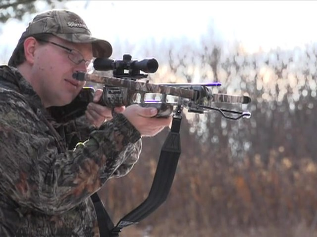 SA Sports® 175 - lb. Fever Crossbow Package - image 4 from the video