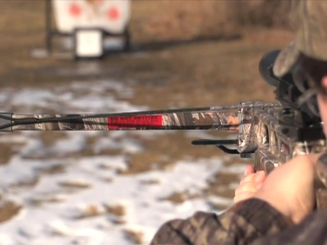 SA Sports® 175 - lb. Fever Crossbow Package - image 5 from the video