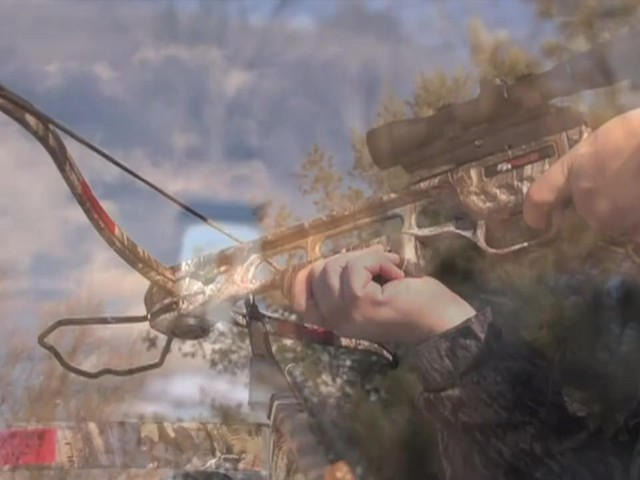 SA Sports® 175 - lb. Fever Crossbow Package - image 7 from the video